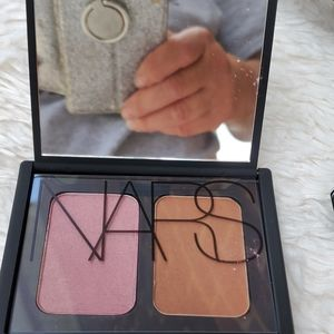 Nars sun casino blush bronzer duo.